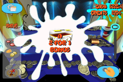 Penny Arcade Coin Dozer cash  screenshots 22