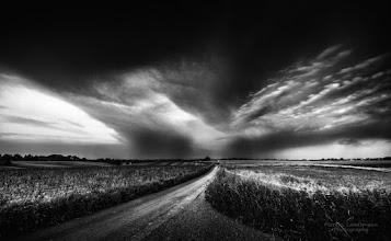 Photo: Storm is coming bw ©http://markuslandsmann.zenfolio.com/