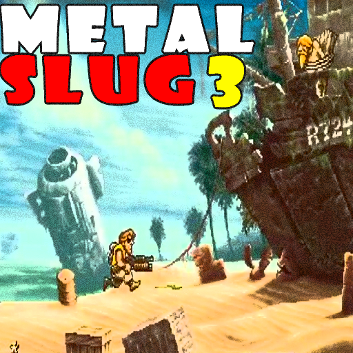New Metal Slug 3 Guia