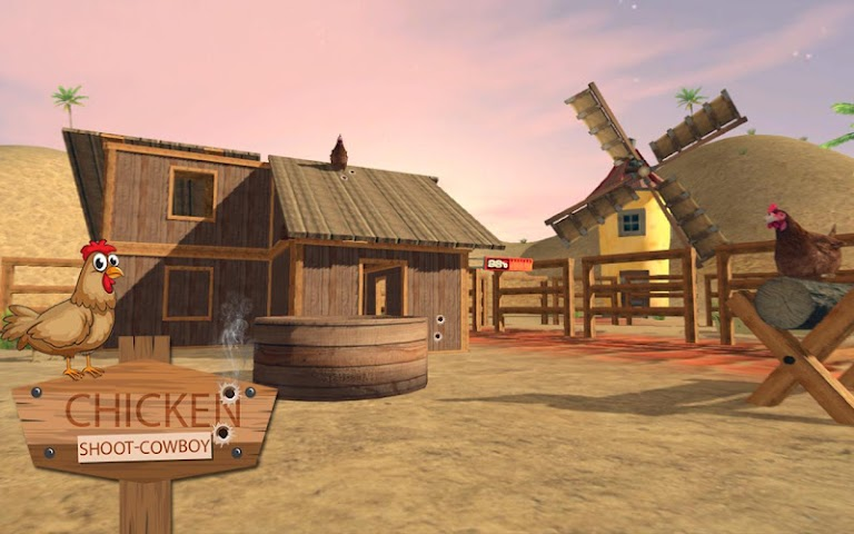 Screenshots for Chicken 3D Shooter Simulator