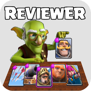 Deck Reviewer for Clash Royale screenshot
