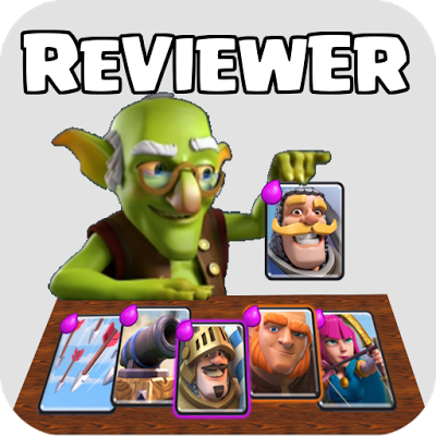 Deck Reviewer for Clash Royale - screenshot