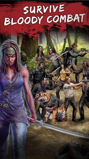 Walking Dead: Road to Survival screenshot 1
