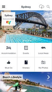 Sydney Official Guide- screenshot thumbnail