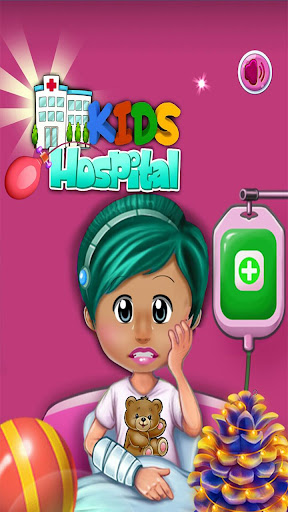 Doctor Games For Girls - Hospital ER 8 screenshots 1