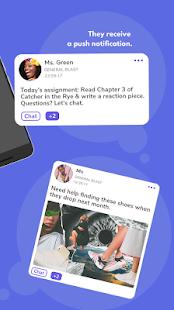 Blastchat Messenger - náhled