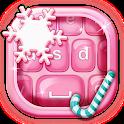 Sweet Christmas Keyboard Theme icon