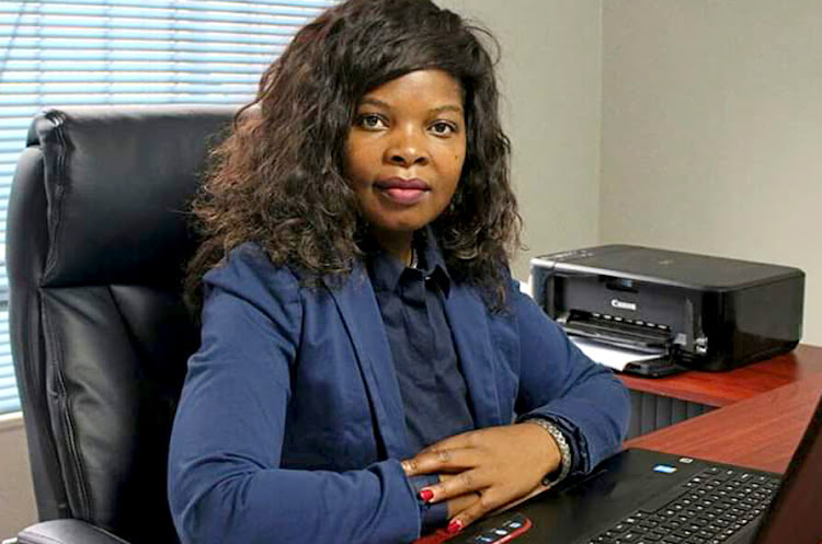 The owner of ProAct Mining Solutions, Caroline Luvhimbe, identified a niche segment of the market, while Beier Group identified a partner who could help expand its female-focused safety footwear brand, Sisi. Picture: SUPPLIED/BEIER GROUP