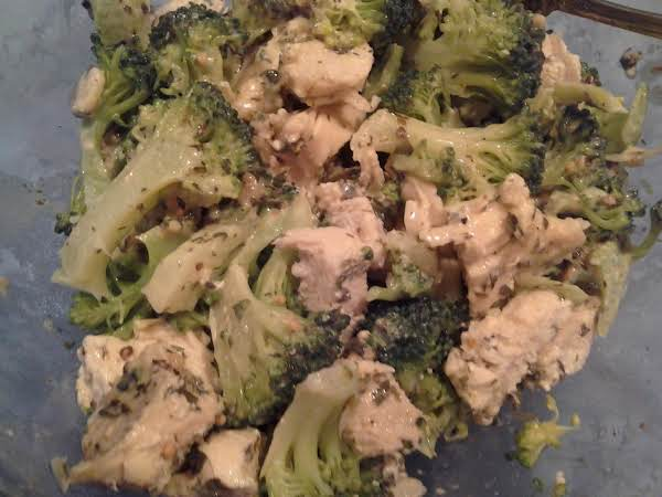 Fit For Life's Chicken Broccoli Salad Recipe