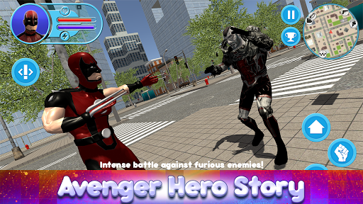 Avenger Hero Story  screenshots 1