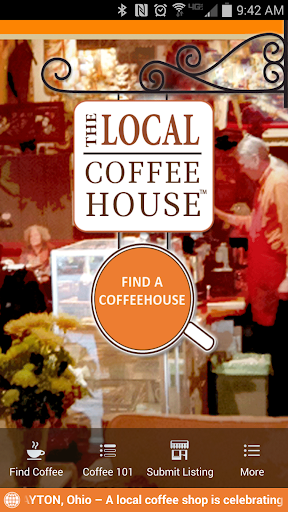 The Local Coffeehouse Guide