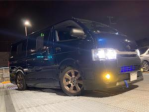 ハイエース TRH200V 2018年式 5MT 2000ガソリン車のカスタム事例画像 🧢かまちゃん🐛さんの2020年11月14日20:35の投稿