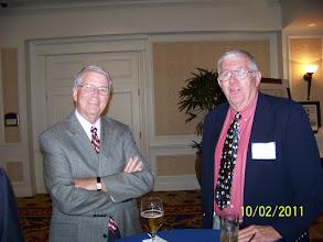 Photo: Luigi Ammons and Glenn Todd