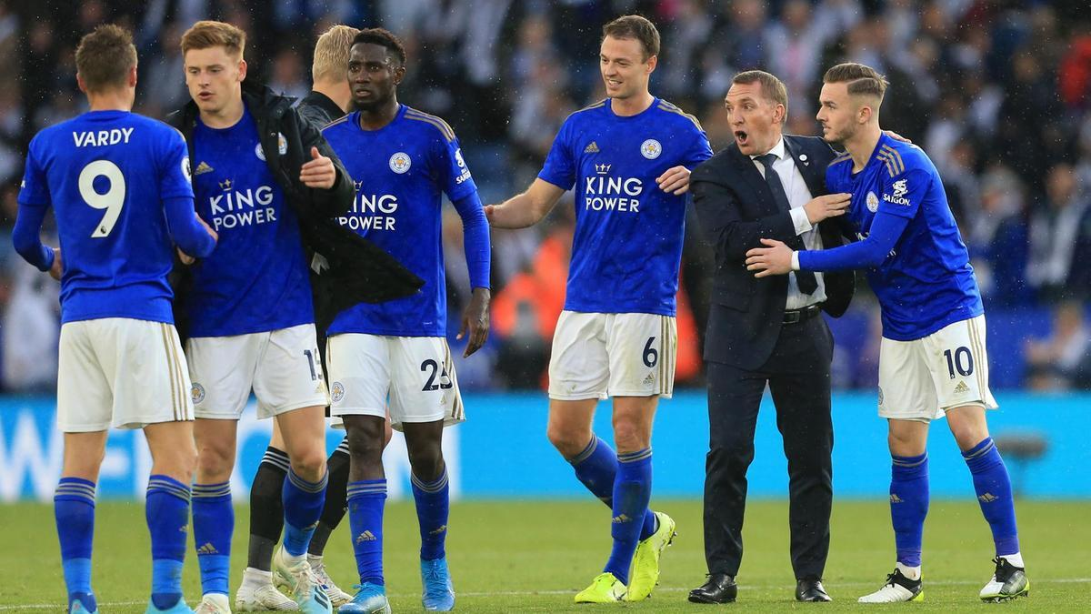 Image result for leicester city midfield players