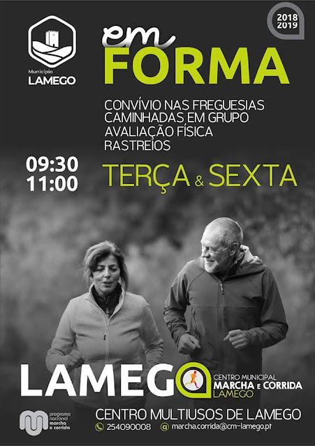"""Lamego em FORMA"""