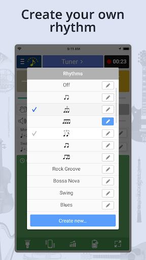 Tuner & Metronome screenshot 6