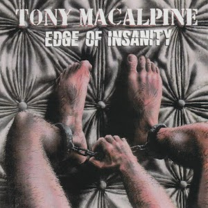 Edge of Insanity - Tony Macalpine