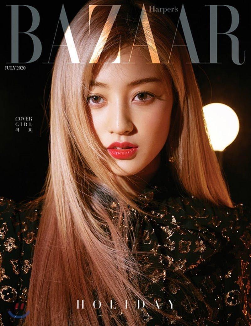 jihyo magazine