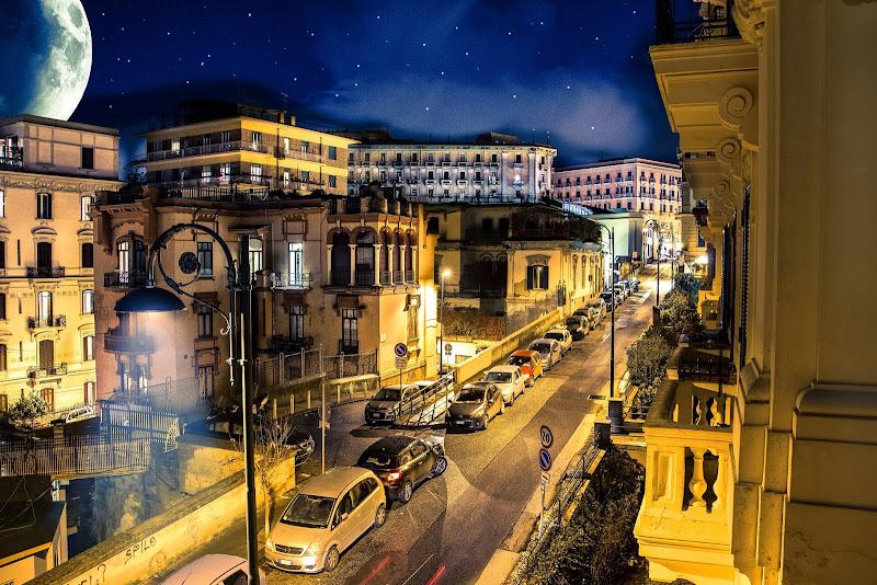 Naples skyline di walter_vassillo
