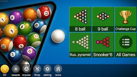 8 Ball Billiards – Offline & Online Pool Master 7
