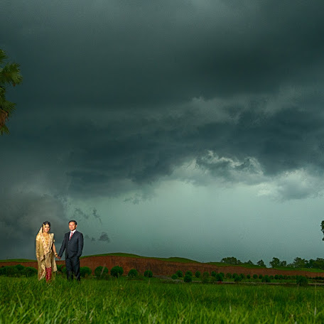 Fotógrafo de bodas SH Sumon (reflectphotogra). Foto del 01.06.2015