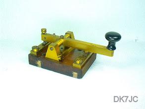 "Photo: Lautlose Taste (Patent 1871) v. Siemens & Halske Nr.27366  ""DL""  #359"