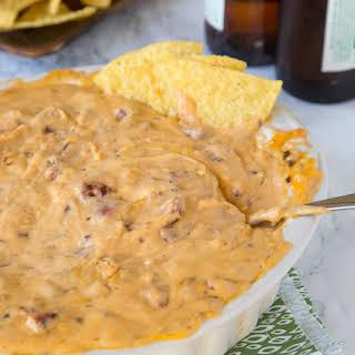 Cheddar Brat Cheese Dip.