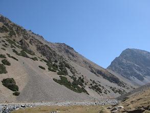 Photo: Ulitor ravine, track to Gandakush pass