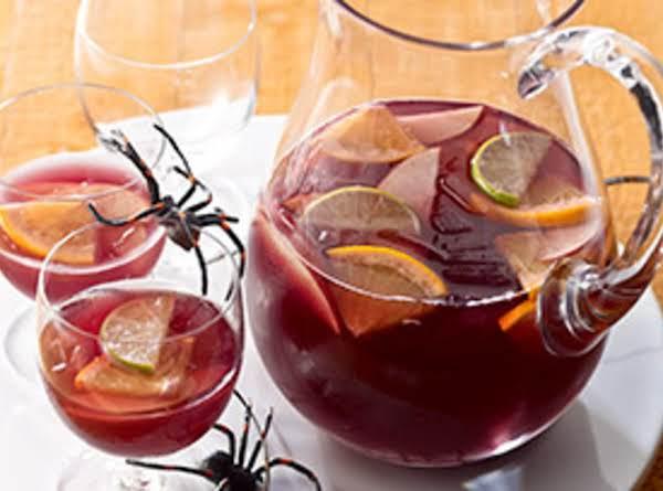 Vampire Sangria Recipe
