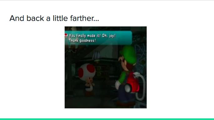 Luigi's Mansion Dante's Inferno - prophet