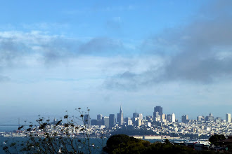 Photo: San Francisco from the Marin Headlands' Vista Point