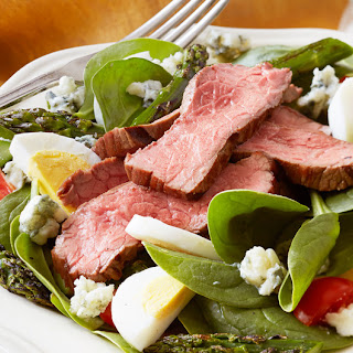 Summer Cobb Steak Salad Recipe