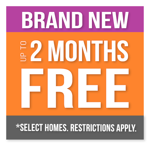 Brand New + Up to 2 Months Free