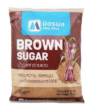 Brown Sugar 1 kg Mitr Phol