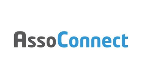 assoconnect plateforme associative saas france