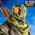 Blood Rivals - Survival Battleground FPS Shooter icon
