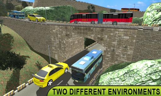 metro bis permainan : Bus Simulator 1.0 screenshots 19