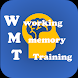 WMT Working Memory Training - Androidアプリ