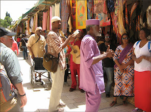 Photo: Иерусалим.Проповедник на пути к Голгофе.