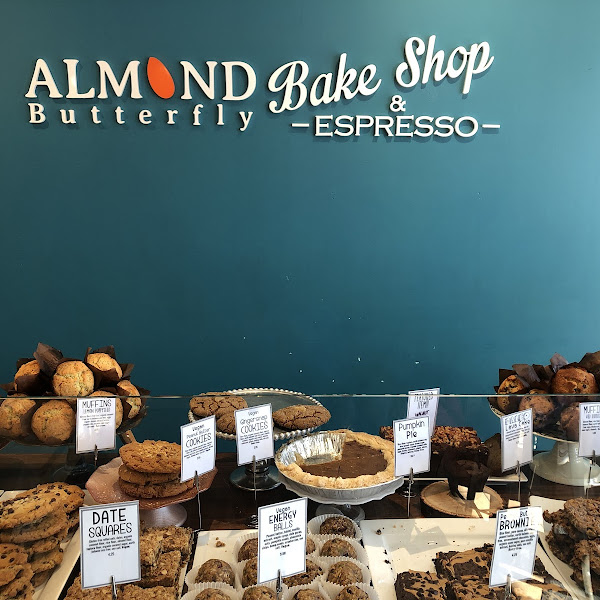 Photo from Almond Butterfly Gluten Free Bake Shop & Espresso
