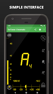 Tuner - DaTuner Screenshot
