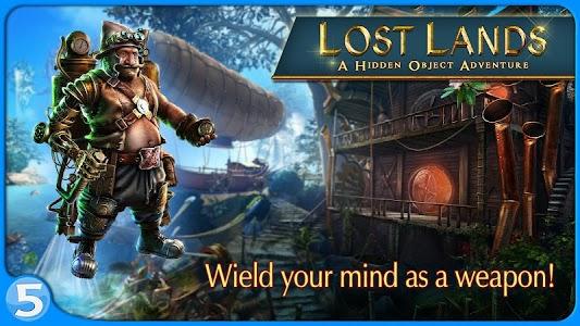 Lost Lands: Hidden Object screenshot 9