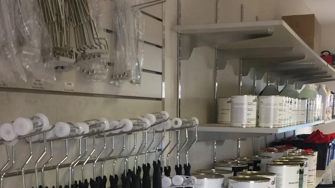 Allnex Trade Centre - Fiberglass Material Supplier Brookvale
