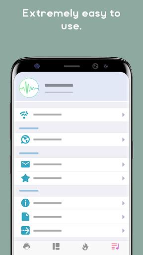 Android/PC/Windows 용 Peaceful Sounds 앱 (apk) 무료 다운로드 screenshot