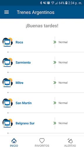 Trenes Argentinos Apk 1
