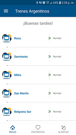 Trenes Argentinos 4.1.1 Screenshots 1