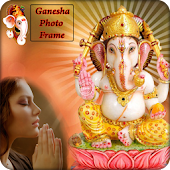Ganesh Photo Frame 2017