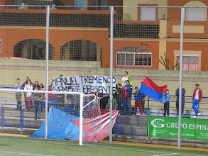 Photo: 09/11/13 v Los Palacios (Preferente Sevillana) 1-2 - contributed by Leon Gladwell