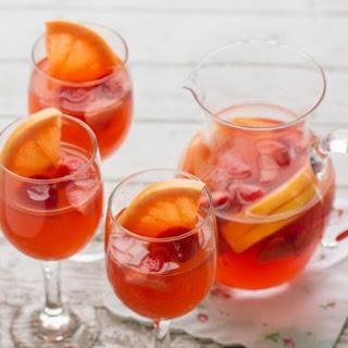 Sparkling Grapefruit Sangria.
