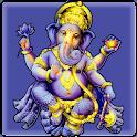 Lord Ganesh Live Animation icon